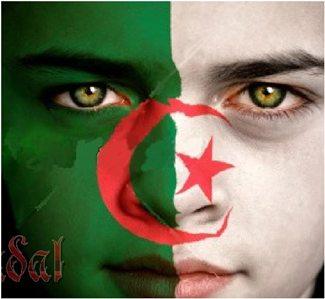 Egypte/Algérie - Page 2 Algerien-drapeau
